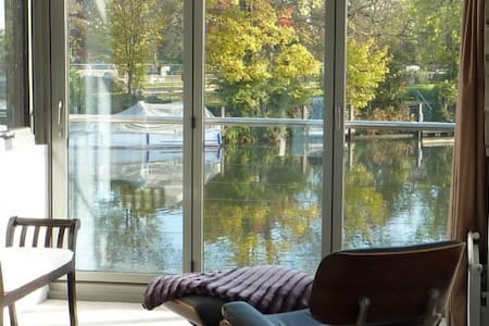 River View Retreat - Staines-upon-Thames