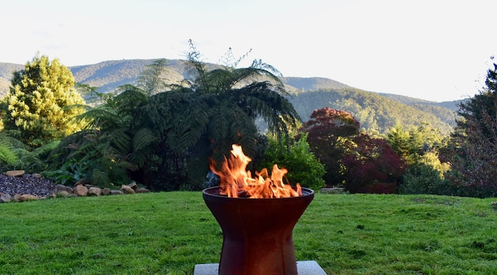 Mountain Retreat Warburton, Y.Valley  (Metro Melb)
