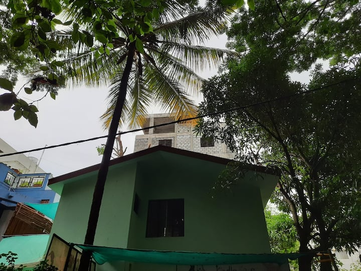 Ushee Green Homes - A Verdant Home Stay