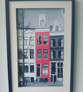 Artsy apartment for 2 - Diemen