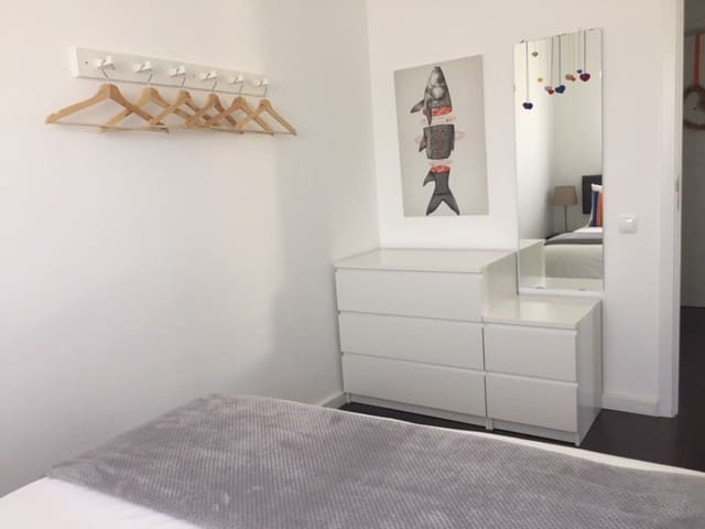 Aguda Golf Vita : Bedroom 2 Clothes storage facilities furniture