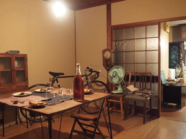 Kurashiki Bikan historical quarter Japanese House - Kurashiki-shi - Talo