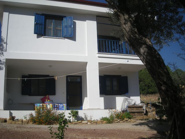 holiday in nature, holiday for wild - Yeşilköy Köyü - House