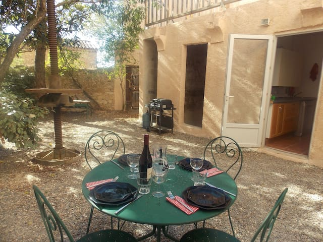 Country House amongst the vineyards - Saint-Jean-de-Minervois
