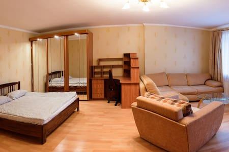Апартаменты с евро-ремонтом на Энгельса - Tula - Wohnung