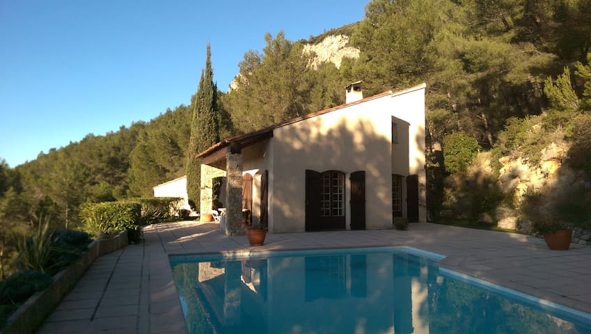Villa Les Baux Rouges - Solliès-Ville - Casa