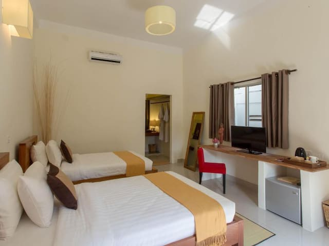 Two Bed Riverside Krong Siemreap