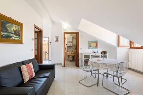 Elegant Apartment in Cassinelle with Garden