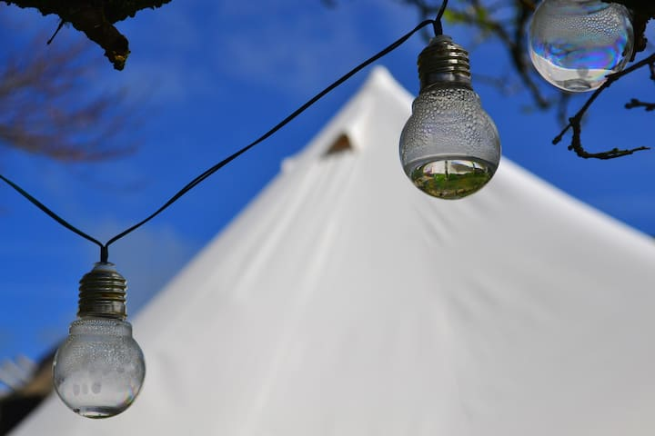 Glamping in Wales-Closed
