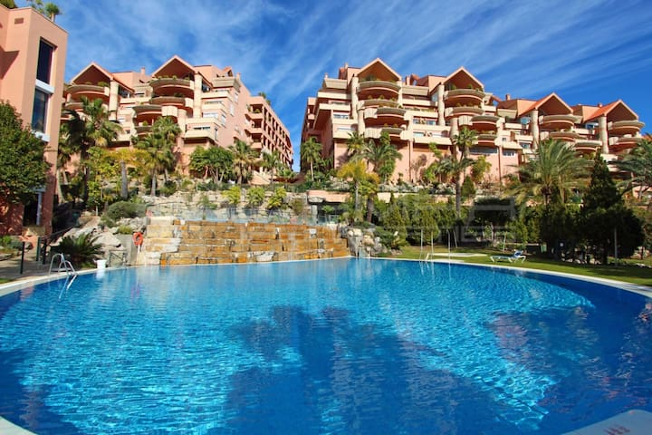 Perfect Summer Apartment - Magna Marbella - Marbella - Apartment