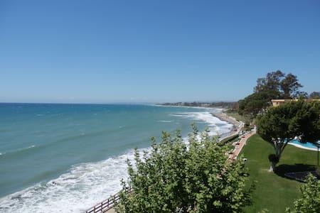Apartamento a pie de playa - Estepona - Daire