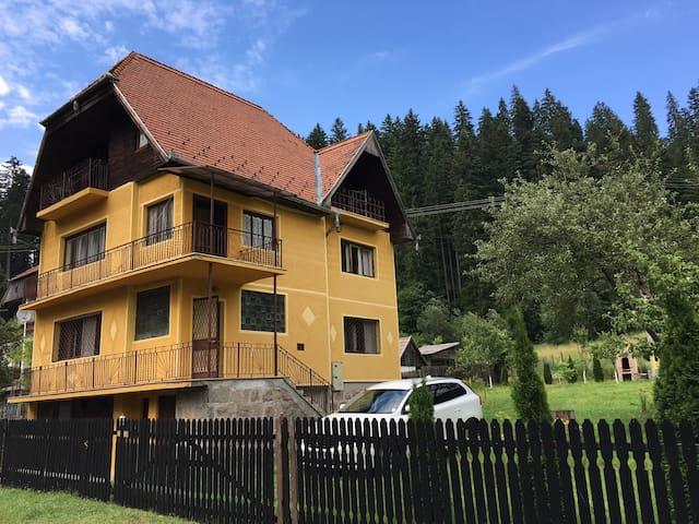 Balázs Apartment