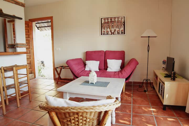 Casa Montecote Eco Resort, Loft with big terrace