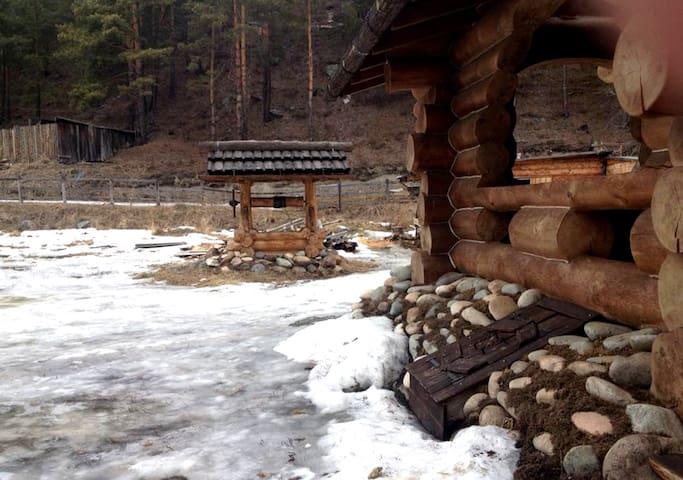Гостевой дом «Хижина Кузбасса»