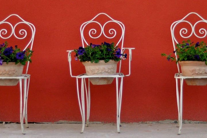 Corte Bassa B&B - your sustainable stay - GIALLA