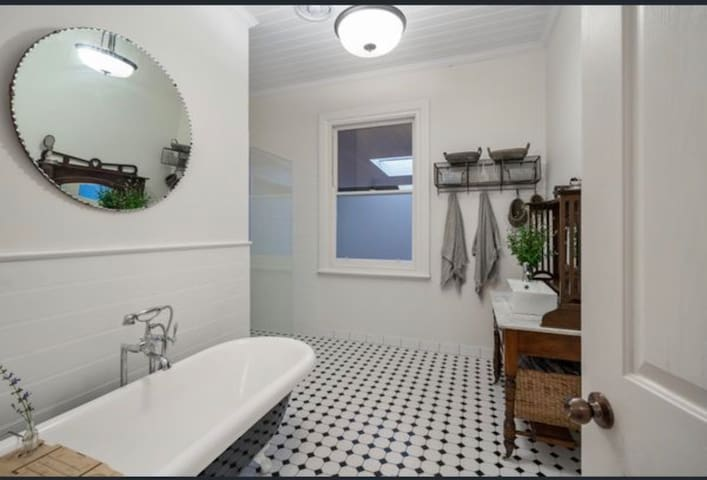 Centrally located stylish private residence.