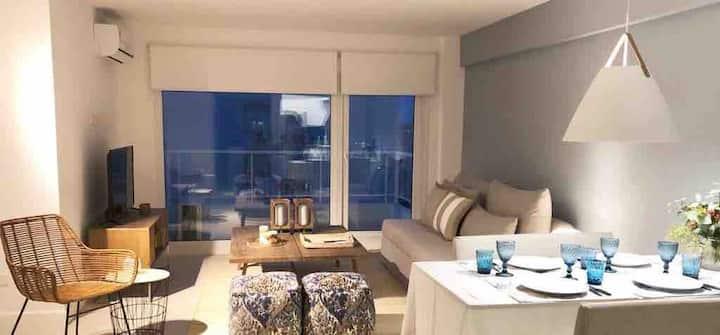 Apartamento LuxTower 1203 Punta del Este 2 dorm