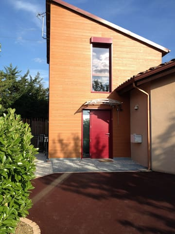Petite Maison (Little House), near Toulouse -15min - Drémil-Lafage - Earth House
