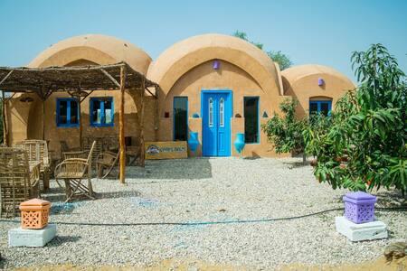 Cute Nubian  Camp