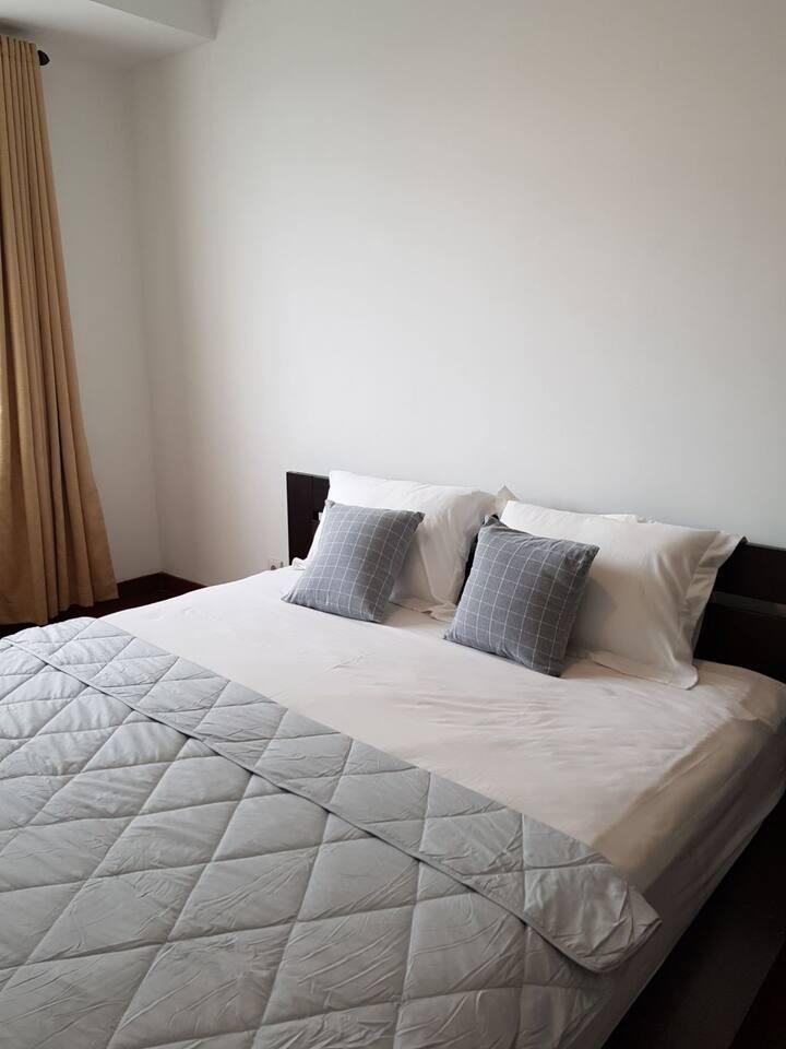 GRAND KUTA BALI COZY 2 BEDROOM CONDO !