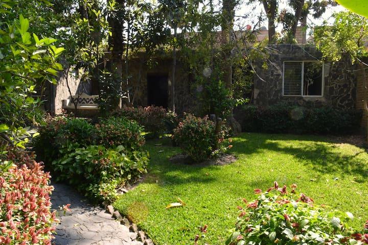 Habitación LA COMARCA 2, king size - Ajijic - Haus