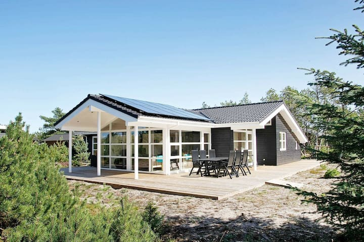 Stunning Holiday Home in Fjerritslev with Private Whirlpool