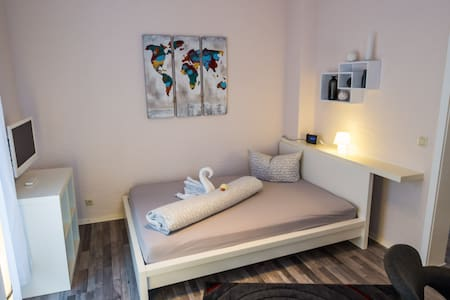 Cosy apartment near the city center - Augsburg - 公寓