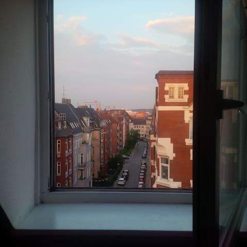 Vom Schrevenpark zur KiWo – und ruhig Wohnen - Kiel - Huoneisto