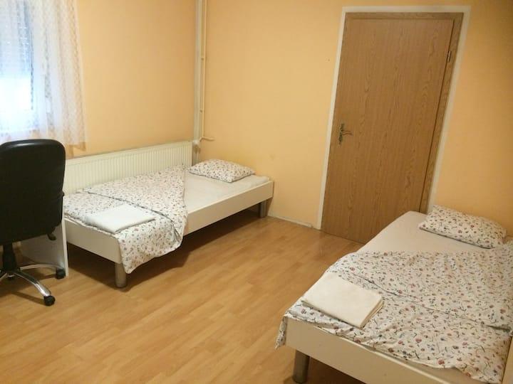Rooms in downtown  of Ljubljana