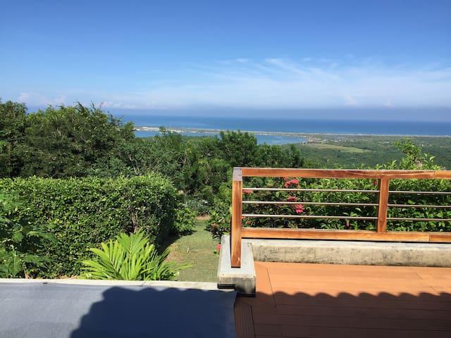 Casa de campo frente al mar muy cerca de Cartagena