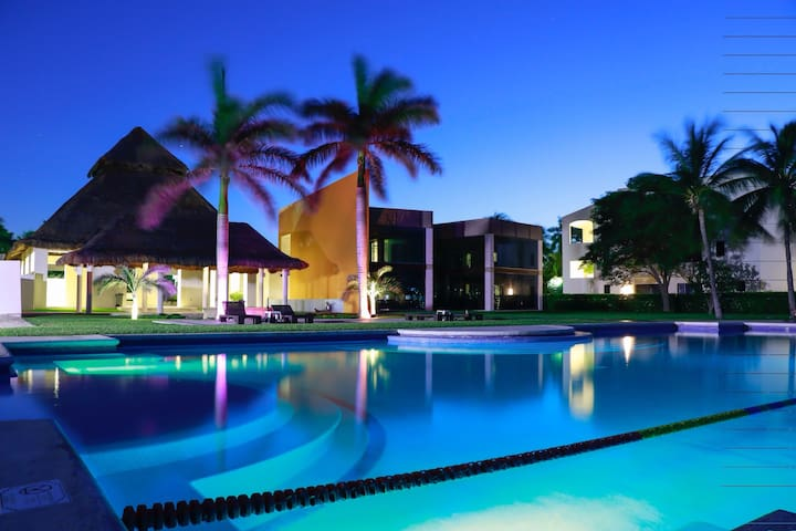 Top Luxury 500m2 apartment in Cancun - Cancún - Wohnung