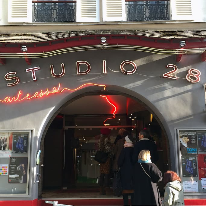 Photo of Studio 28
