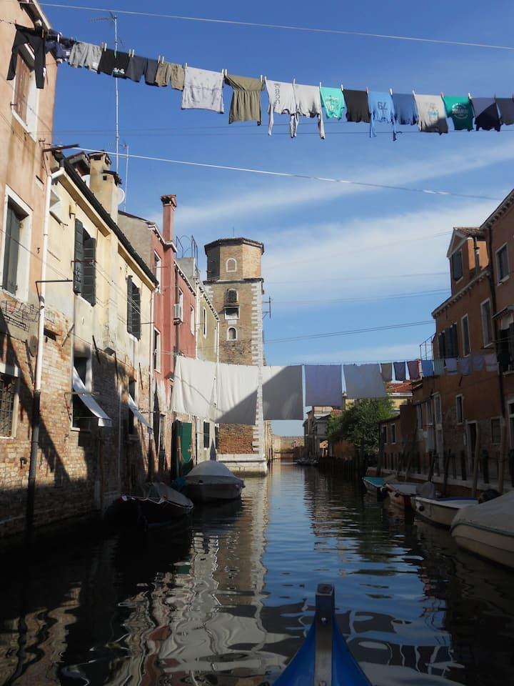 Authentic neighborhood of Castello