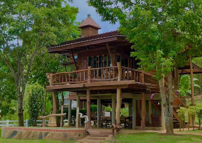 Pakchong cabin home