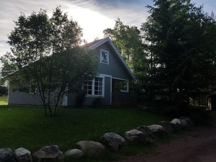 Hus med det lilla extra på Gårö, Mönsterås