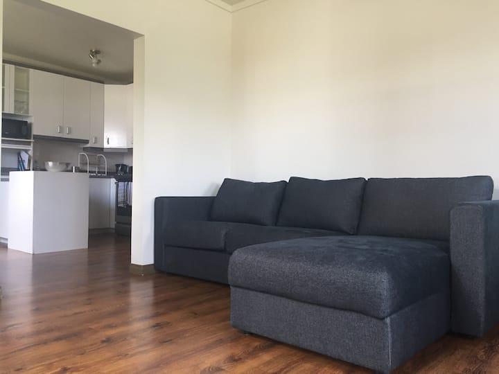 Appartement à 2 pas du centre-ville (2 chambres)