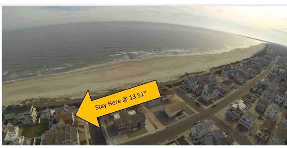 Family Escape to Beach Block Home - Enhanced Clean