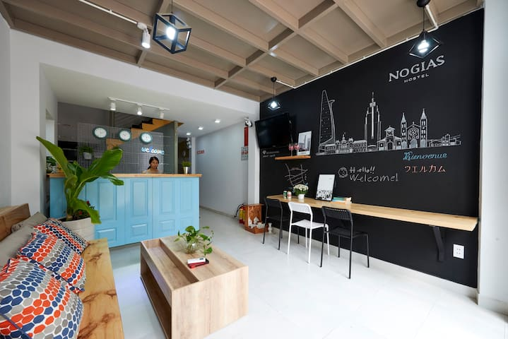 NOGIAS Apartment for 2 persons