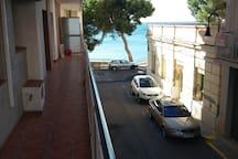 Vista terrassa 1C