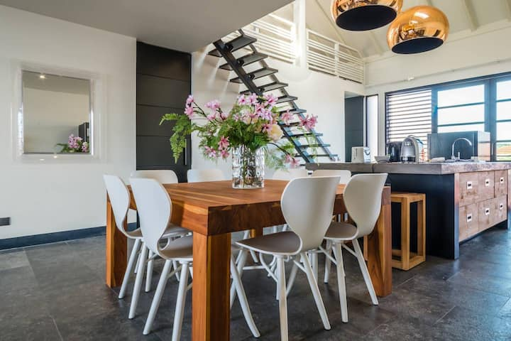 Pietermaai Luxury Oceanfront Penthouse