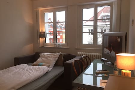 Nice room, with bike! - Freiburg
