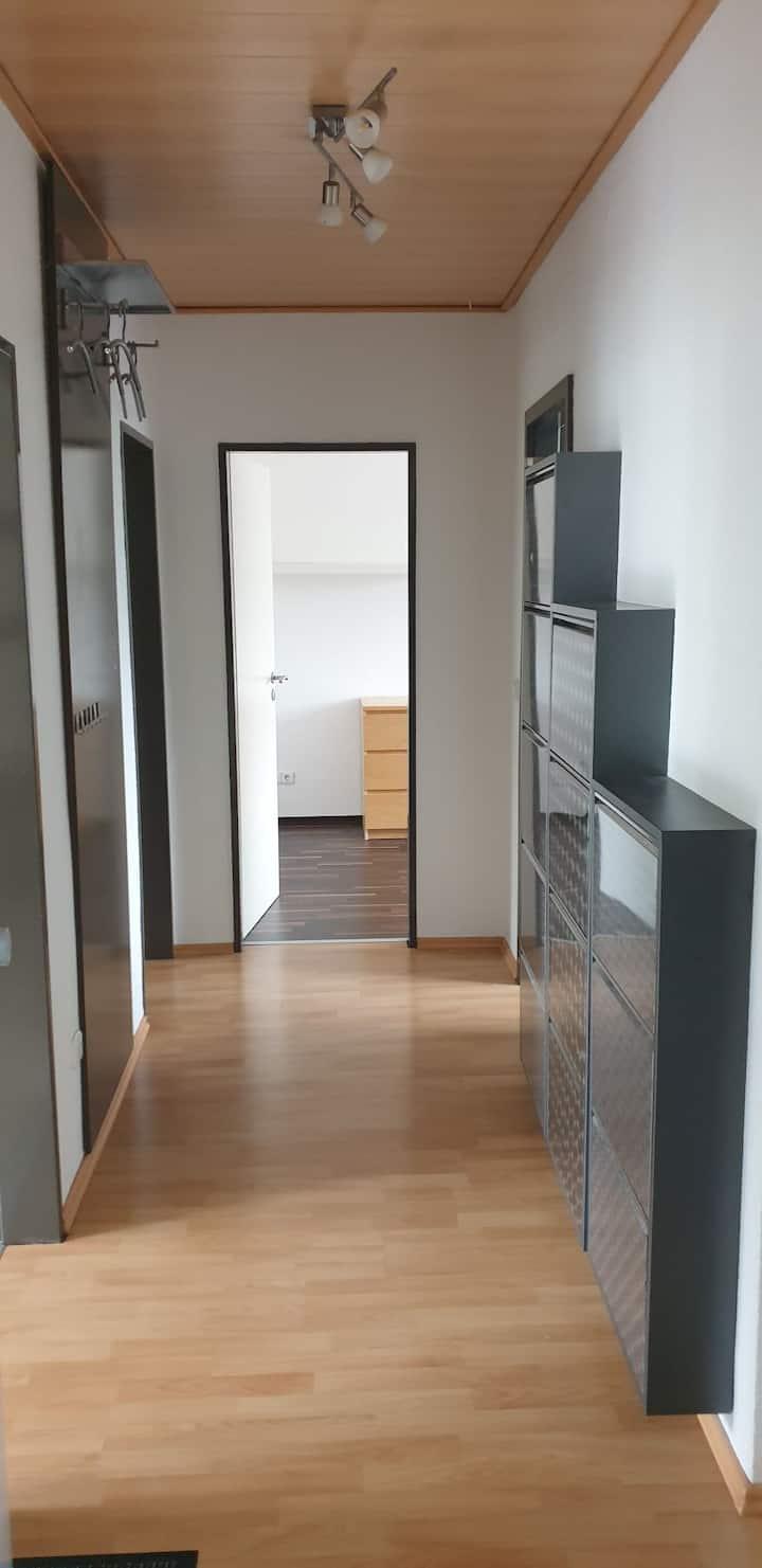 Zentrale 3-Zimmerwohnung in Top Lage mit Balkon