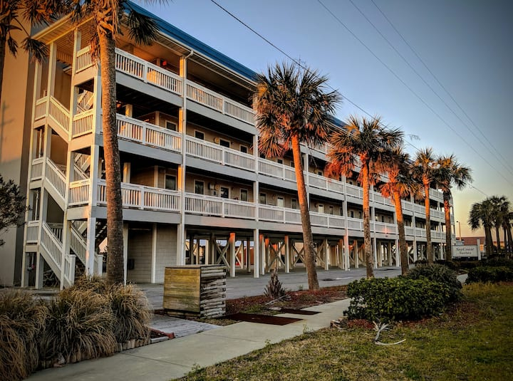 Sun and Surf at Sea Coast Suites Unit #4 Surf City