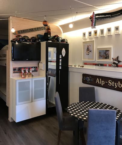 RUKA SKI-IN - 4 pax - WIFI - 22 m2 - Gondola 100 m