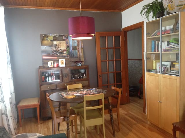 Lovely appartment located in lower town (Limoilou) - Ville de Québec - Appartement