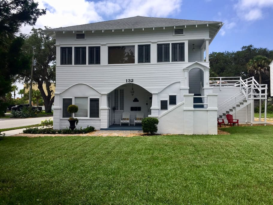 Bed  Bath Apartment In St Augustine Fl