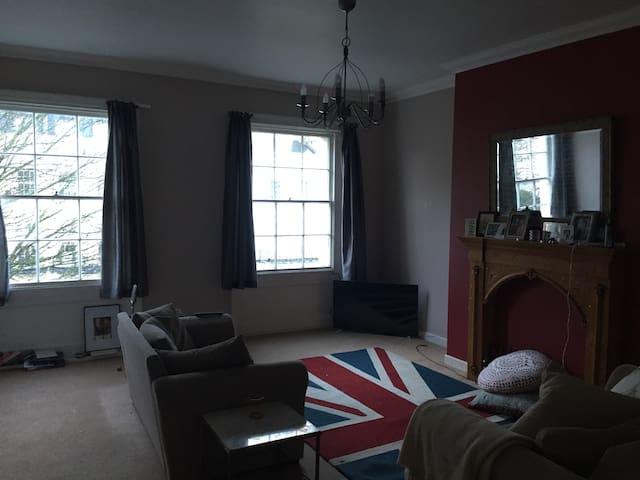 Lovely Cheltenham flat for racing - Gloucestershire - Lägenhet
