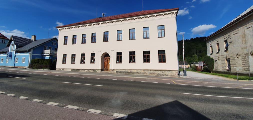 U Maxíků, Apartmán č. 2, Horní Maršov