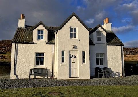 The Old Lighthouse Keeper's Cottage