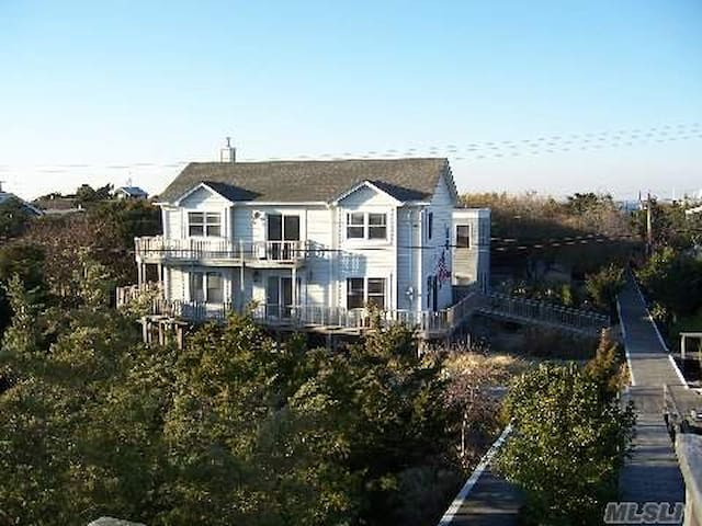 Fire Island ,Cherry Grove. Steps to the beach - Yaphank